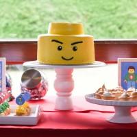 Primera Comunión Federico - Fiesta Lego