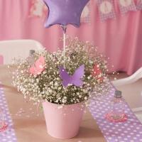 1. Cumpleaños de Isabella - Mariposas en el aire