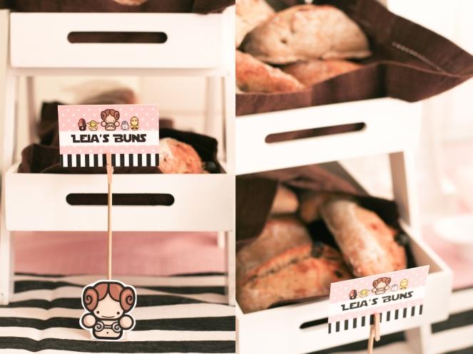 leia's buns