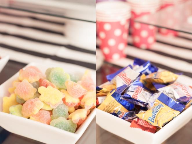 BAJA candy