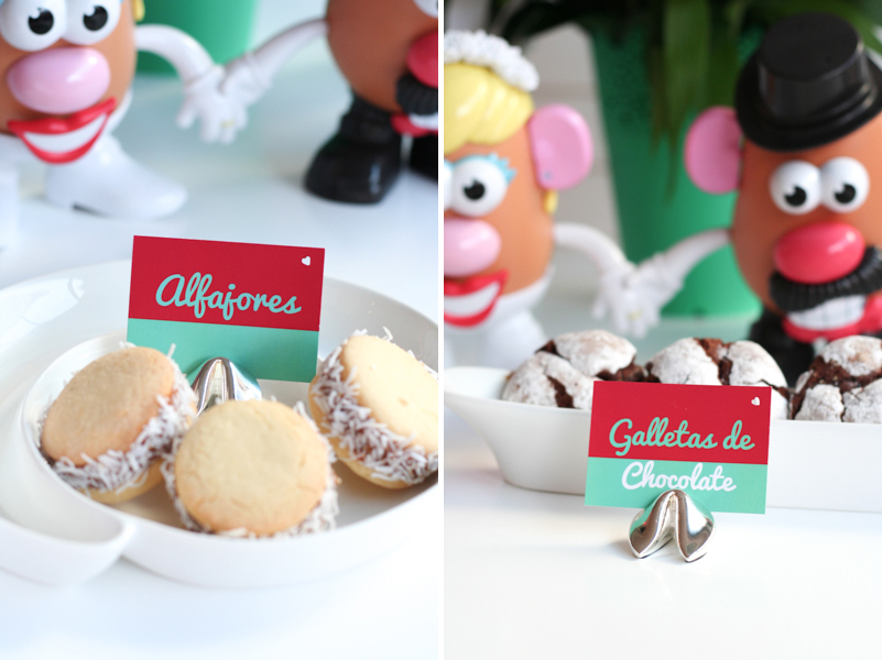 marca galletas
