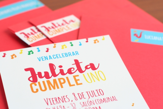 BAJA Invitación Julieta Rock