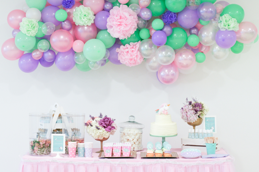 Decoracion Para Baby Shower De Unicornio Unpasticheorg