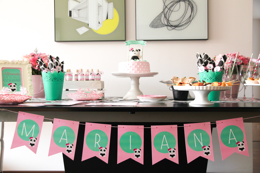 Baby shower ni a purolove - Fiesta baby shower nina ...