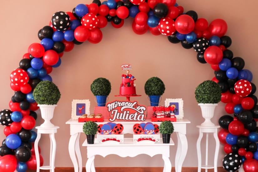 BAJA - 4. Cumpleaños Julieta LADYBUG-27